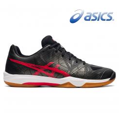 Asics Gel Fastball 3 - Herre - black/electric red