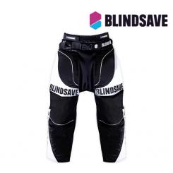 Blindsave Goalie Pants - Supreme - black/white