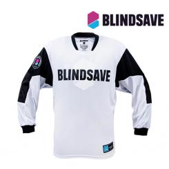 Blindsave Goalie Jersey - Supreme - white