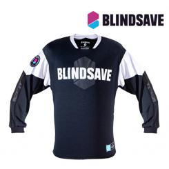 Blindsave Goalie Jersey - Supreme - black