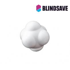 Blindsave Reaktionsbold - Hvid - Målmandstræning