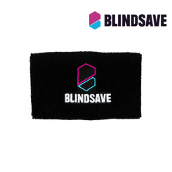 Blindsave Wristband with Rebound Control - black