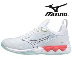 Mizuno Wave Luminous 2 Dame white/obsidian/cayenne