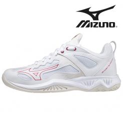 Mizuno Ghost Shadow Dame white/whitesand/persianred