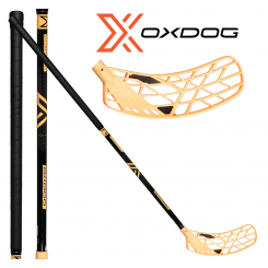 Oxdog Ultimatelight HES 27 Sweoval apricot/black