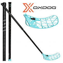 Oxdog Hyperlight HES 27 Sweoval turquoise/black