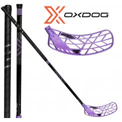 Oxdog Ultralight HES 27 Oval ultraviolet/black