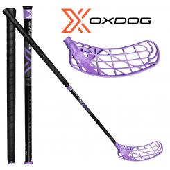 Oxdog Fusion Light 23 Oval ultraviolet/black