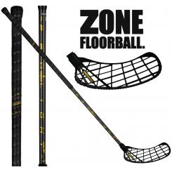 Zone Harder Prolight 3K 26 carbon/gold - Floorballstav