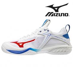 Mizuno Wave Claw Neo Unisex white/blue