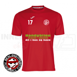 Hjemmebane Spilletrøje - U/13 drenge - Benløse Floorball Club
