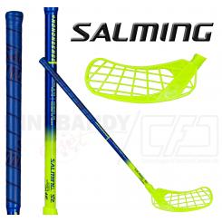 Salming Q2 Mid 35 (67 cm) blue/yellow
