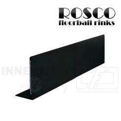 Rosco Floorball Bande Stykker - ACTIVE - 1 meter bandestykke, sort