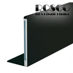 Rosco Floorball Bande Stykker - ACTIVE - 2 meter bandestykke, sort