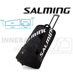 Salming Pro Tour Trolley sort 85L