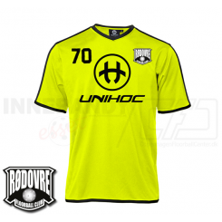 Træningstrøje - Rødovre FC - Dominate neongul