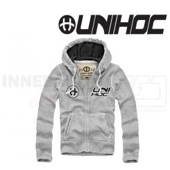 Unihoc Hættetrøje - Harvard Hood Zip