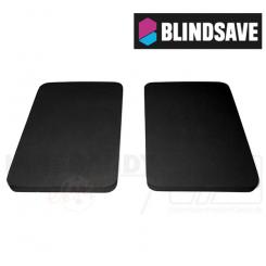 Blindsave Hard Padding - black