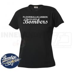 Træningstrøje - Holbæk Bombers - Sort - Dame
