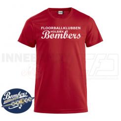 Træningstrøje - Holbæk Bombers - Rød - Herre