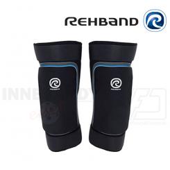 Rehband - Knæbeskyttere Kort - 7456 - Sort