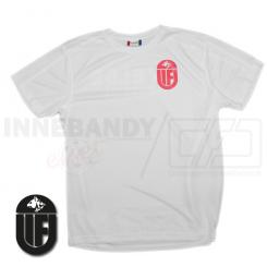 T-shirt - Uvelse Floorball - Hvid - ICE-T