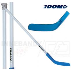 DOM Cup stav, 120 cm totallængde - Blå