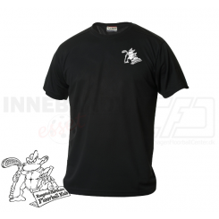 T-shirt - Rungsted Hørsholm FK - ICE-T Sort
