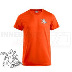 T-shirt - Rungsted Hørsholm FK - ICE-T Orange