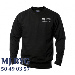 Sweatshirt - MJ-Byg - Roundneck