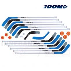 DOM Vision stavsæt, 115 cm totallængde