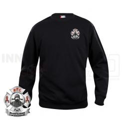 Roundneck Sweatshirt - BFC - Sort