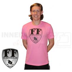 Tshirt - FF Bornholm - Pink