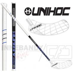 Unihoc Unity Curve 1.0° STL 26 white/black
