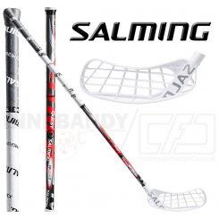 Salming Q2 X-shaft KickZone TipCurve 3° 29 silver / red