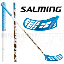 Salming Q3 X-shaft KickZone TipCurve 3° Jr 30