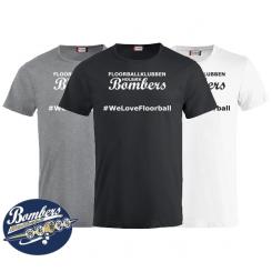 Offcourt T-shirt - Holbæk Bombers - Junior