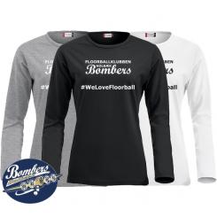 Offcourt Langærmet T-shirt - Holbæk Bombers - Dame
