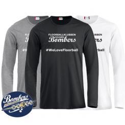 Offcourt Langærmet T-shirt - Holbæk Bombers - Herre