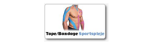 Tape og bandage
