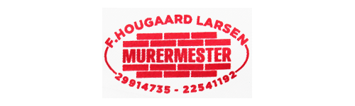 Firma - Murermester F. Hougaard