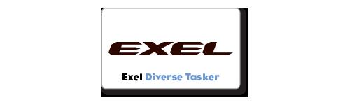 Exel Diverse tasker