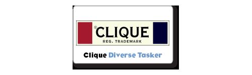 Clique Diverse tasker
