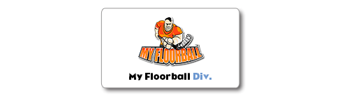 My Floorball Div. rekvisitter