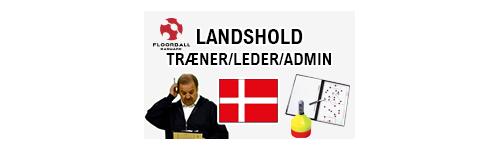 Landshold Træner/Leder/Admin