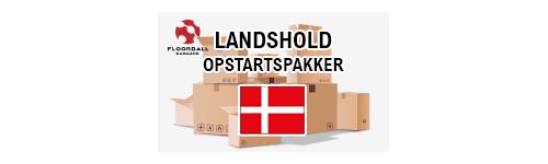 Landshold Opstartspakker