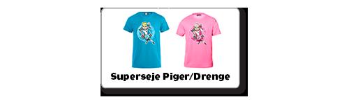 Superseje Piger/Drenge
