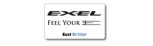 Exel Floorball briller