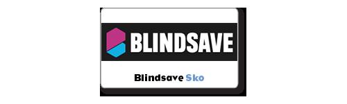 Blindsave Sko