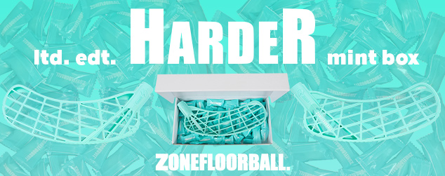 Zone Harder Blade - Mint Box - Limited edition